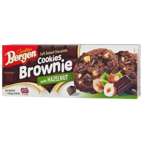 Печенье Bergen Brownie cookies alan walker bergen