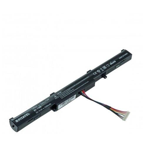 Фото - Аккумулятор Pitatel BT-1109 pitatel bt 161w аккумулятор для ноутбуков asus f80 x61