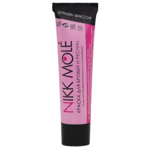 Nikk Mole Краска для бровей и morris mole