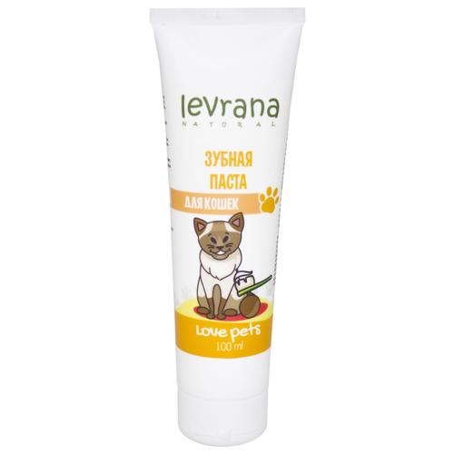 Зубная паста Levrana для кошек