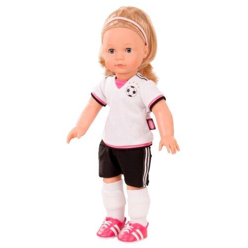 Кукла Gotz Джессика футболистка
