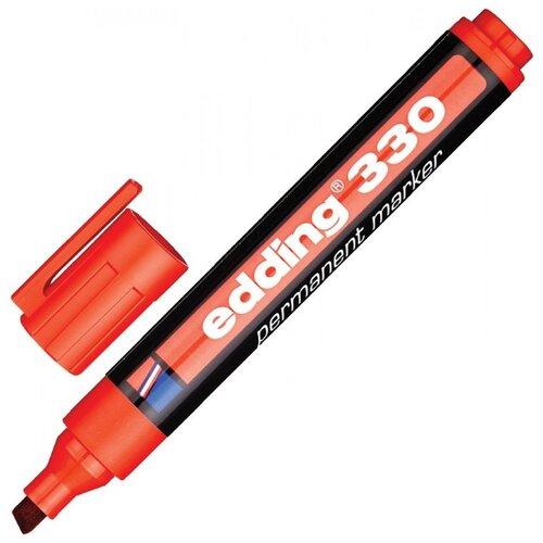 Маркер перманентный Edding маркер перманентный edding retract 11 черный грифель 1 5 3 мм