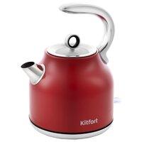 Чайник КТ-675-3 красный
