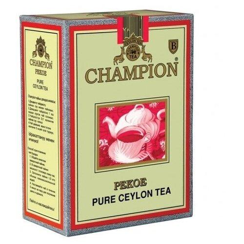Чай черный Champion Pekoe