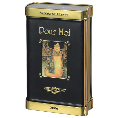 Кофе в зернах Pour Moi
