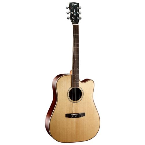 Электроакустическая гитара Cort гитара электроакустическая sigma guitars jm12 1ste