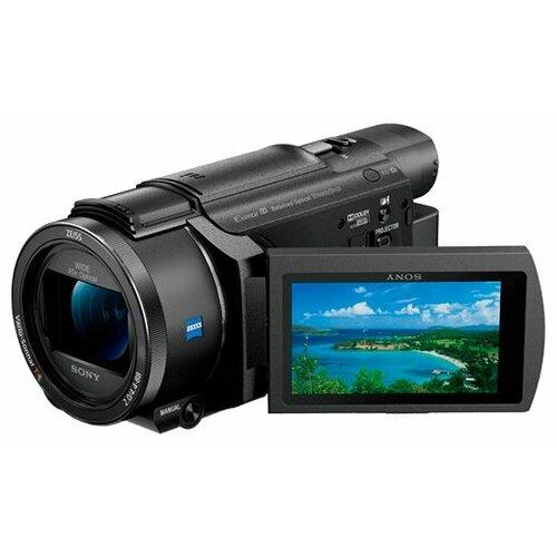 Фото - Видеокамера Sony FDR-AXP55 видеокамера sony hdr cx405b black 30x zoom 9 2mp cmos 2 7 os avchd mp4 [hdrcx405b cel]