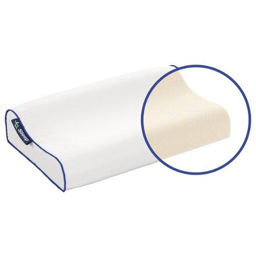 Подушка IQ Sleep Original Soft подушка sleep professor sonata l