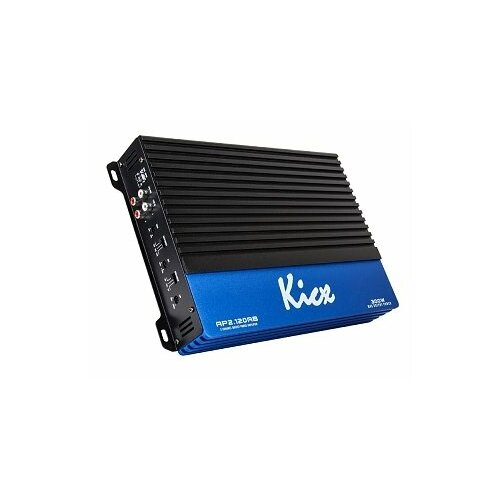 усилитель звука kicx ap 2 80ab 2 канальный 2x80 вт Автомобильный усилитель Kicx AP