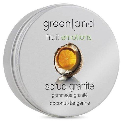 Greenland Скраб-щербет для тела greenland