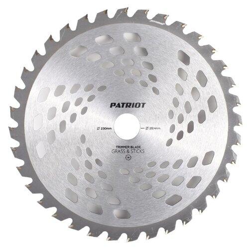 PATRIOT TBS-36 25.4 мм нож patriot tbs 3 promo