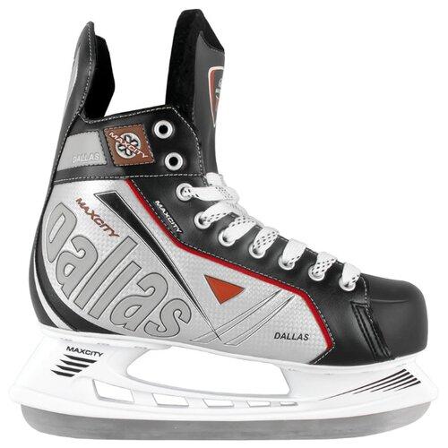 Хоккейные коньки MaxCity Dallas коньки maxcity vista 31 34 fuchsia