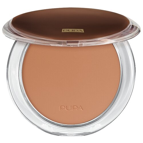 Pupa Desert Bronzing Powder pupa bronzing and contouring all in one powder palette