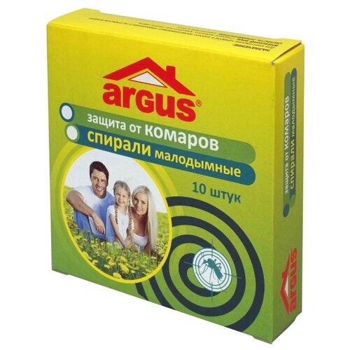 Спираль ARGUS Защита от комаров свеча от комаров argus