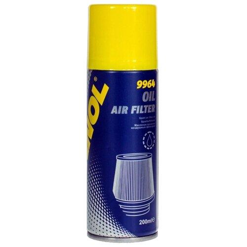 Очиститель Mannol Air Filter Oil