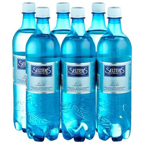 Минеральная вода Selters Leicht