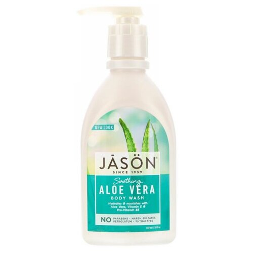 Гель для душа JASON Aloe Vera jason derulo wembley