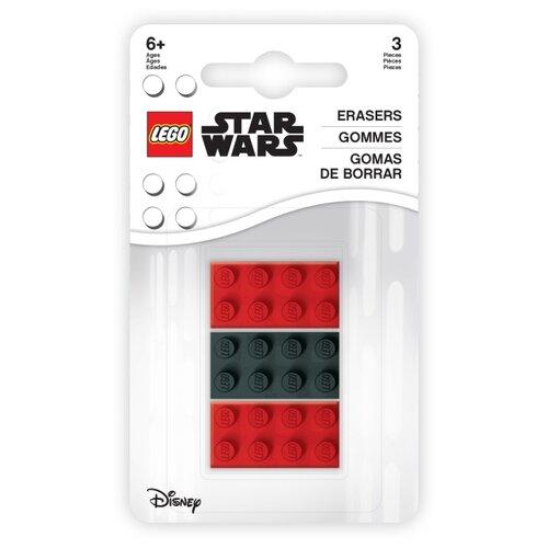 LEGO Набор ластиков Star Wars 3