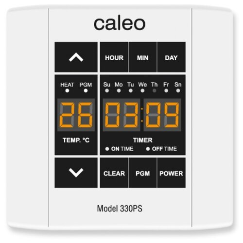Терморегулятор Caleo 330PS терморегулятор set 8