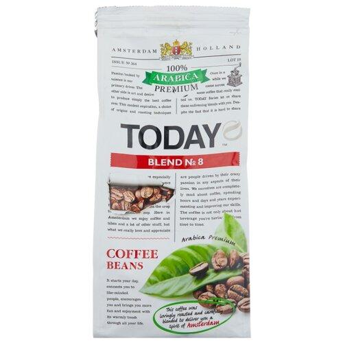 Кофе в зернах Today Blend №8