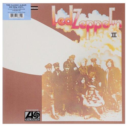 Led Zeppelin. Led Zeppelin II. cd led zeppelin presence