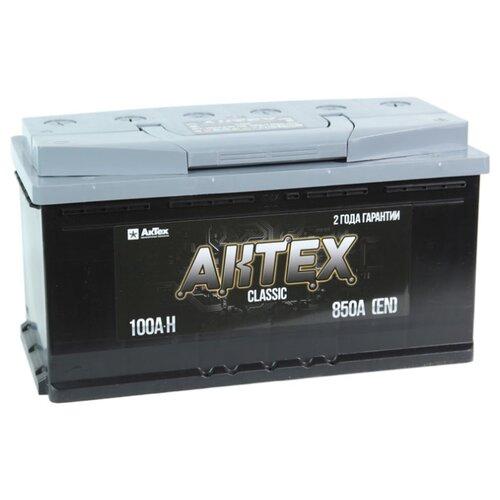 Автомобильный аккумулятор АкТех аккумулятор