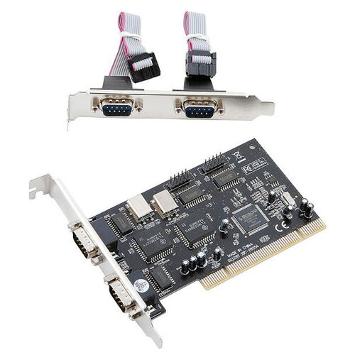 COM контроллер ORIENT XWT-PS054 контроллер orient xwt pe2slp pci e to com 2 port wch ch382 low profile oem