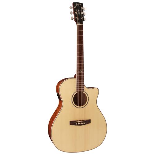 Электроакустическая гитара Cort гитара электроакустическая sigma guitars gjm sge