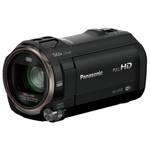 Фото - Видеокамера Panasonic HC-V770 видеокамера