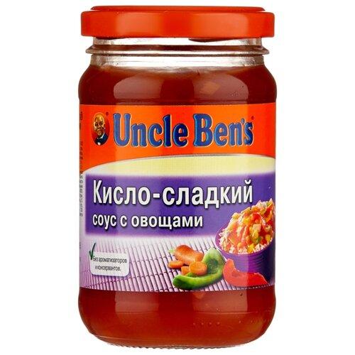 Соус Uncle Ben's Кисло-сладкий