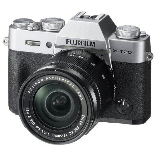 Фото - Фотоаппарат Fujifilm X-T20 Kit фотоаппарат fujifilm x t2 kit