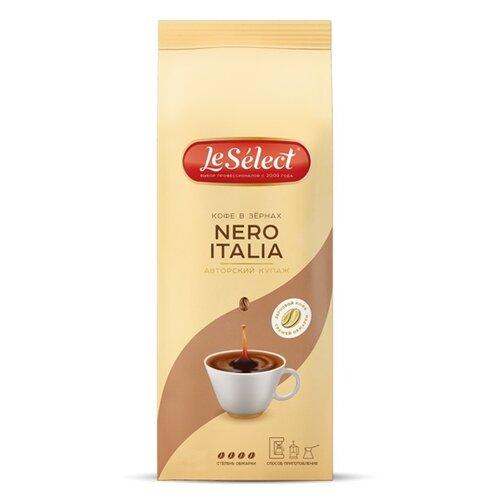 Кофе в зернах Le Select Nero