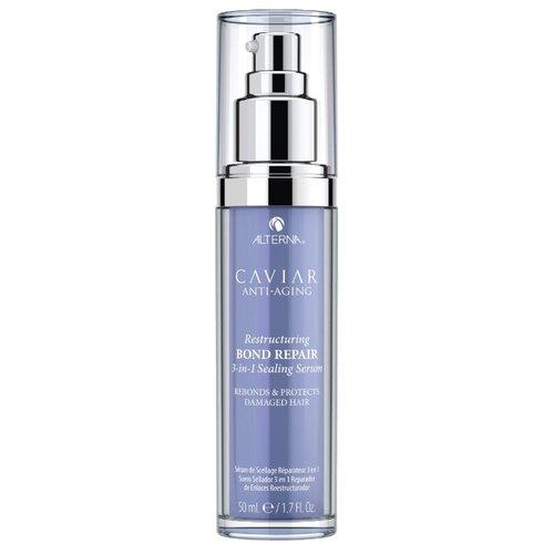 Alterna Caviar Anti-Aging эмульсия alterna lengthening hair and scalp elixir 50 мл
