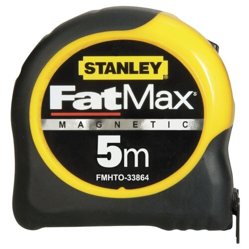 Рулетка STANLEY FatMax набор stanley ушм болгарка stgs7115 b9 рулетка dwht033662