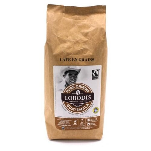 Кофе в зернах Lobodis Guatemala