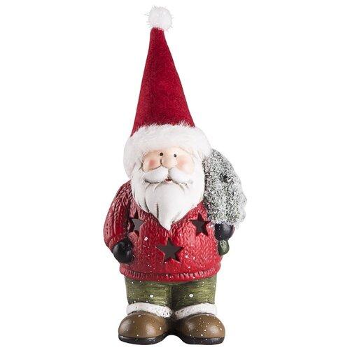 Фигурка NEON-NIGHT Дед мороз с фигурка новогодняя magic time дед мороз с елочкой