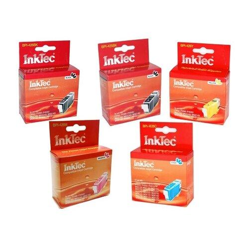 Фото - Набор картриджей InkTec набор кофейный balsford мармарис миляс 146 30002 12 предметов