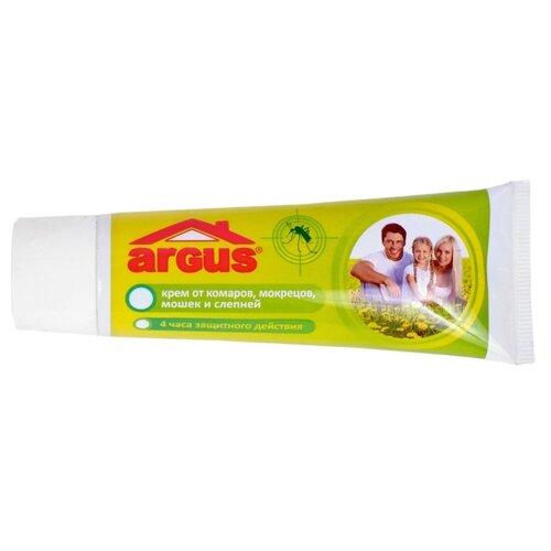 Крем ARGUS FAMILY от комаров свеча от комаров argus