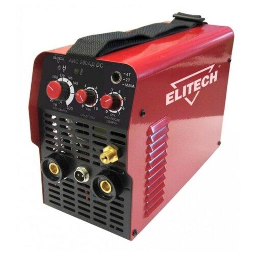 Сварочный аппарат ELITECH АИС сварочный аппарат elitech атс 5