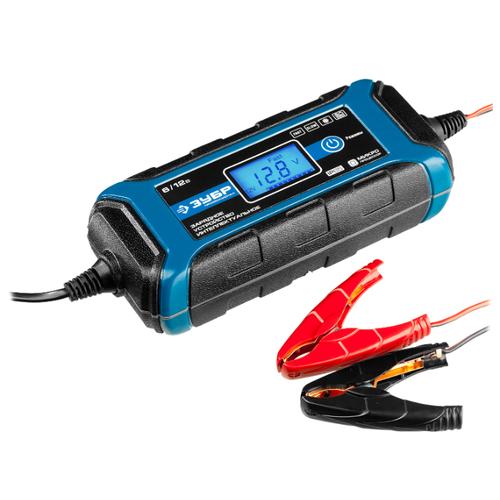 Зарядное устройство ЗУБР 59300 зарядное устройство зубр 59233 4