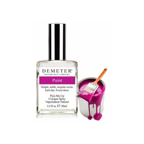 Demeter Fragrance Library Paint demeter fragrance library dm39337 30 мл