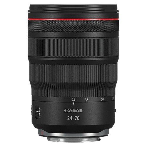 Фото - Объектив Canon RF 24-70mm f объектив