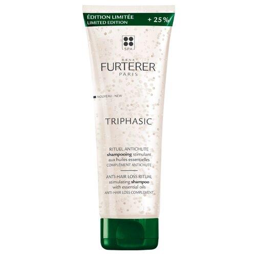 Rene Furterer шампунь Triphasic carthame для сухих волос крем защитный 75 мл rene furterer carthame