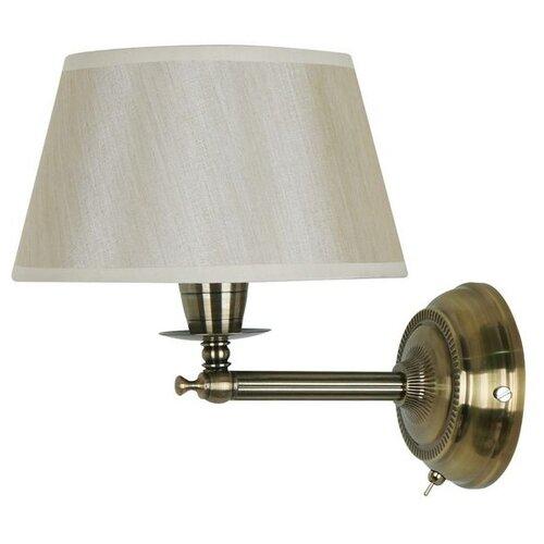 Бра Arte Lamp York A2273AP-1AB бра arte lamp fisherman a5518ap 1ab