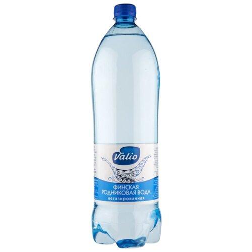 Вода родниковая Valio