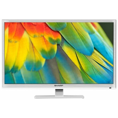 Телевизор Sharp LC-24CHF4012EW led телевизор sharp lc 32hg3142e