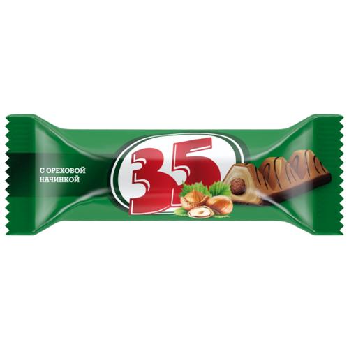 Батончик 35 с ореховой начинкой