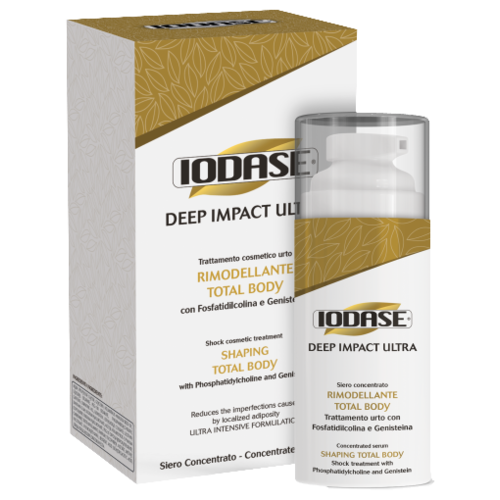 Iodase сыворотка Deep Impact engrained engrained deep rooted