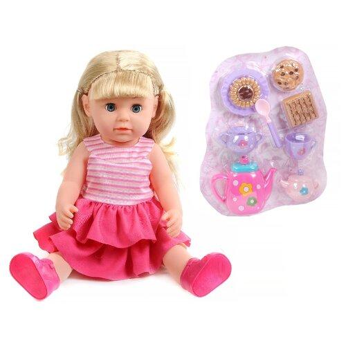Кукла Yako Моя Валентинка 43 см кукла yako m6579 2