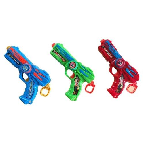 Бластер Наша игрушка с мягкими игрушка
